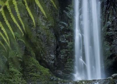 Varone Waterfall