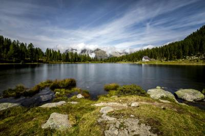 Lake San Giuliano