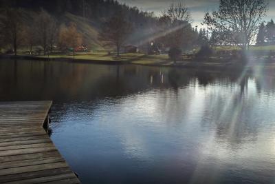 Lake Roncone