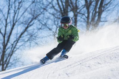 Skiing near us